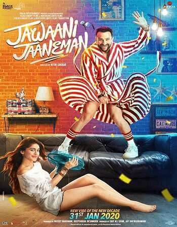 Jawaani Jaaneman 2020 Full Movie Free Download HD 720p