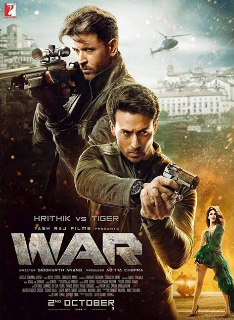 War 2019 Full Movie Download Free HD 720p