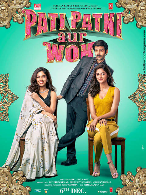 Pati Patni Aur Woh 2019 Full Movie Free Download HD 720p