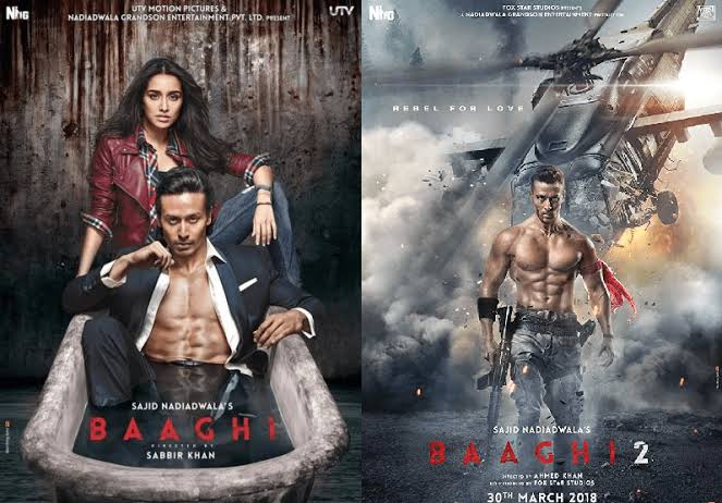 Baaghi 2 2018 Full Movie Free Download Dvdrip