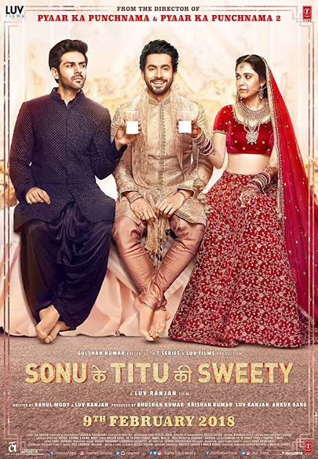 Sonu Ke Titu Ki Sweety 2018 Full Movie Free Download HD 720p