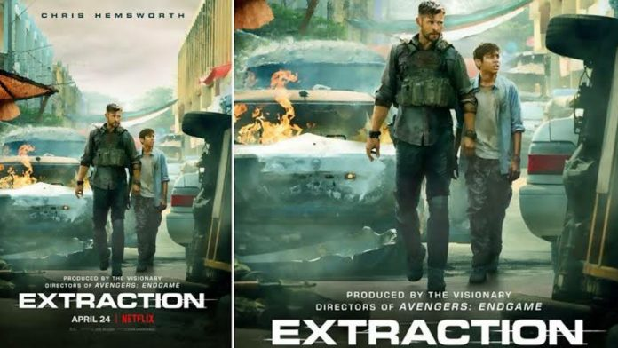 Extraction 2020 Full Movie Free Download HD 720p