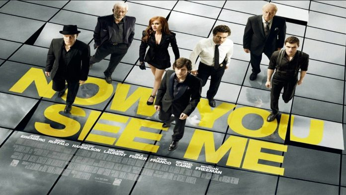 Now You See Me 2013 Full Movie Free Download HD Dual Audio 720p