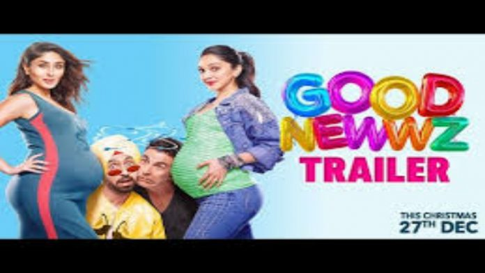 Good Newwz 2019 Full Movie Free Download HD 720p