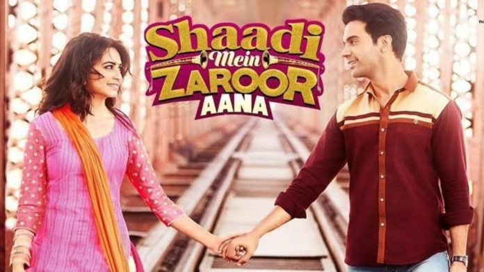 Shaadi Mein Zaroor Aana 2017 Movie Free Download Full HDRip