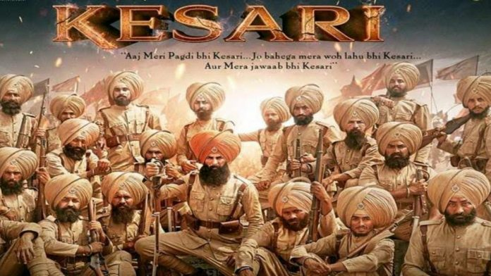 Kesari 2019 Full Movie Free Download HD 1080p