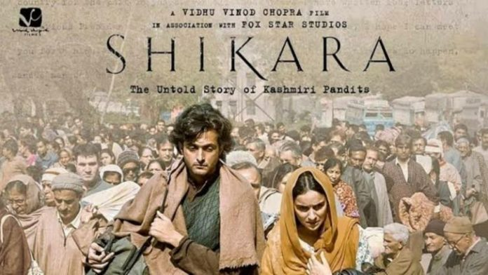 Shikara 2020 Full Movie Free Download HDRip