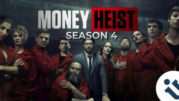 Netflix Money Heist Season 4 2020 Full Download HD 720p