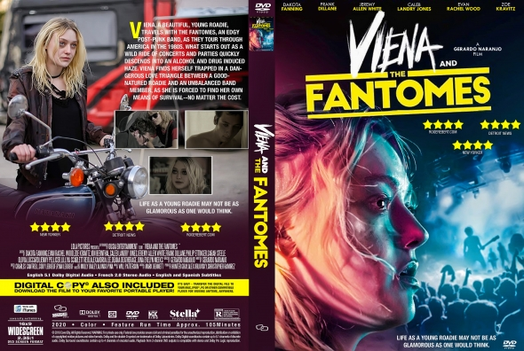 Viena and the Fantomes 2020 Full Movie Free Download HD 720p
