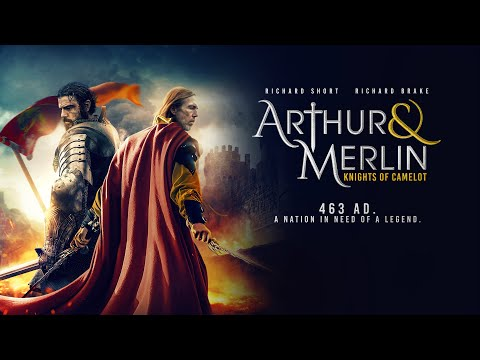 Arthur & Merlin: Knights of Camelot 2020 Full Movie Free Download HD 720p