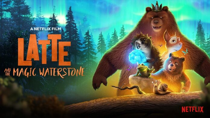 Latte & the Magic Waterstone 2020 Full Movie Free Download HD 720p
