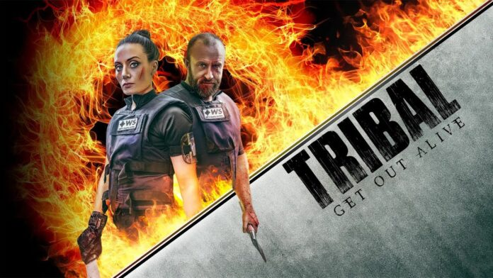 Tribal Get Out Alive 2020 Full Movie Free Download HD 720p