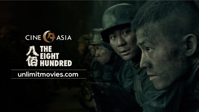 The Eight Hundred (2020) Full Movie Free Download HD 720p