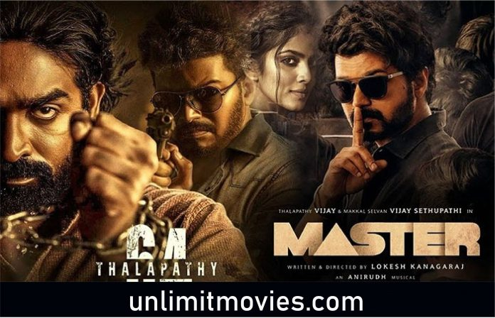 Master (2021) Full Movie Free Download HD 720p