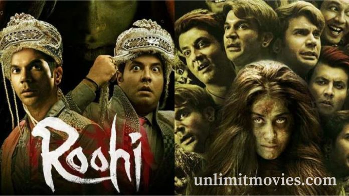 Roohi (2021) Full Movie Free Download HD 720p