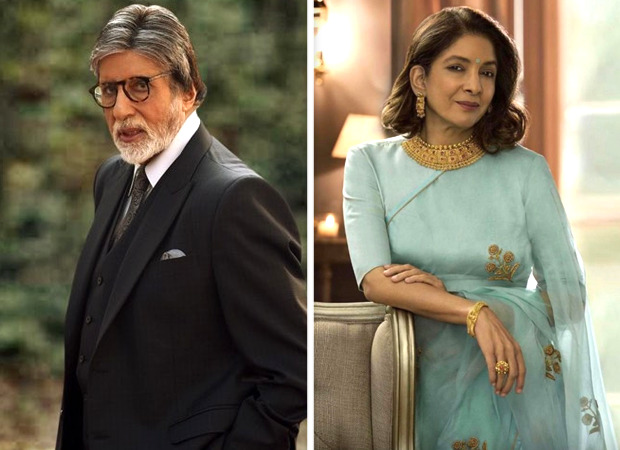 Amitabh Bachchan recommended Neena Gupta for the role in Goodbye : Bollywood News - Bollywood Hungama