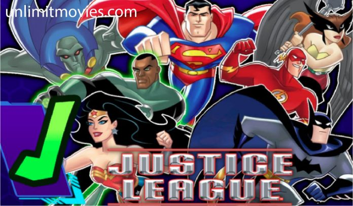 Justice League: Season 1-5 Complete (2021) Full Download HD 720p