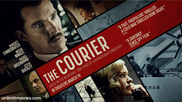 The Courier (2021) Full Movie Free Download HD 720p