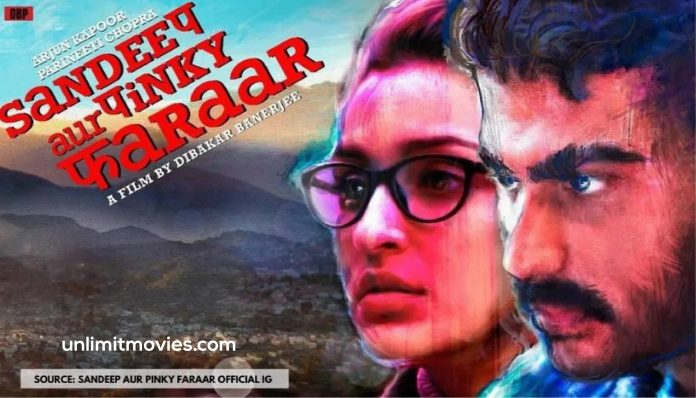 Sandeep Aur Pinky Faraar (2021) Full Movie Free Download HD 720p
