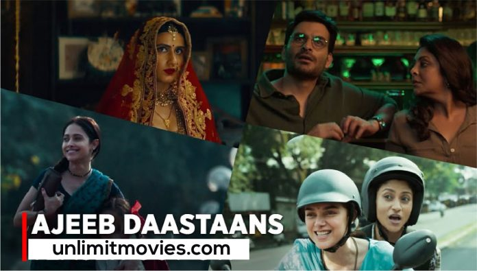 Ajeeb Daastaans (2021) Full Movie Free Download HD 720p