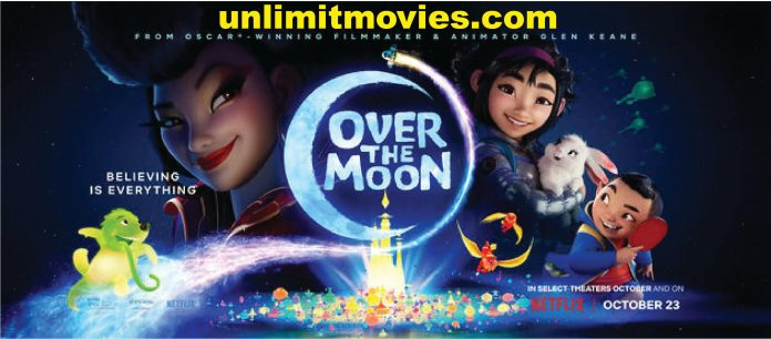 Over the Moon (2020) Dual Audio Full Movie Free Download HD 720p