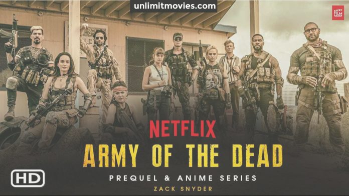 Army of the Dead (2021) Dual Audio Full Movie Free Download HD 720p