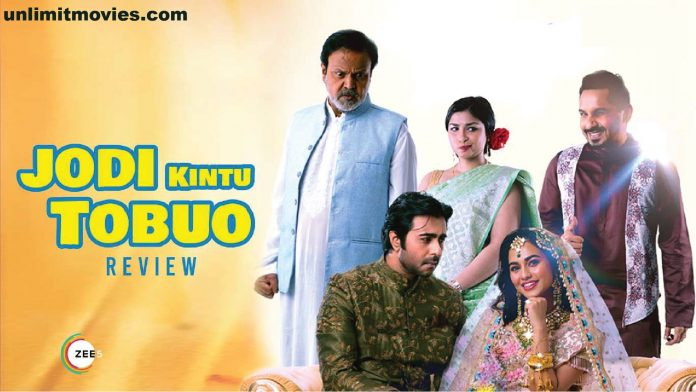 Jodi Kintu Tobuo (2021) Full Movie Free Download HD 720p