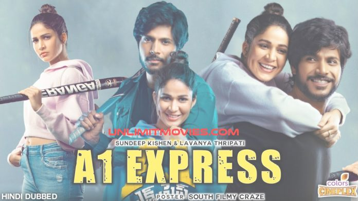 A1 Express (2021) Hindi Dubbed Full Movie Free Download HD 720p