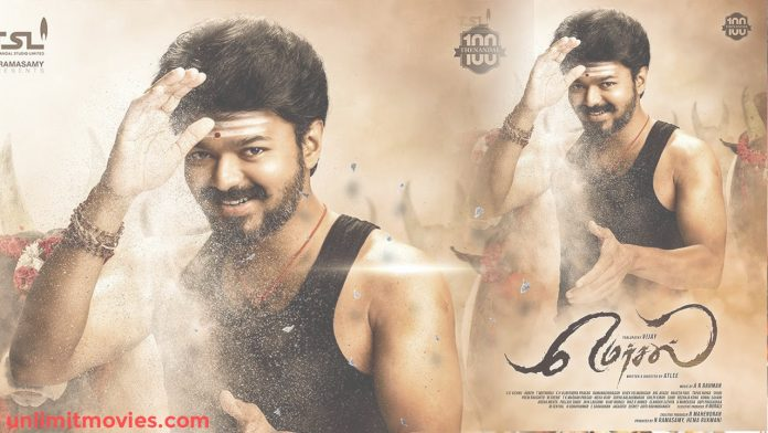 Mersal (2017) Hindi Dubbed Full Movie Free Download HD 720p